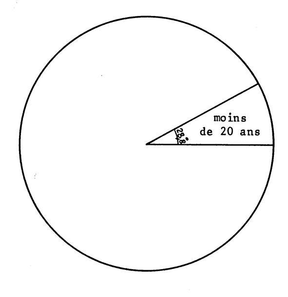 diagramme circulaire et semi